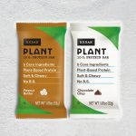 RXBAR Scratches Eggs & Signature Packaging for New Plant Line