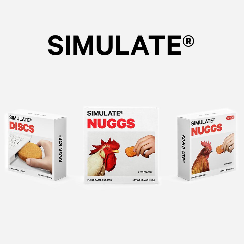 NUGGS Maker SIMULATE Raises $50 Million