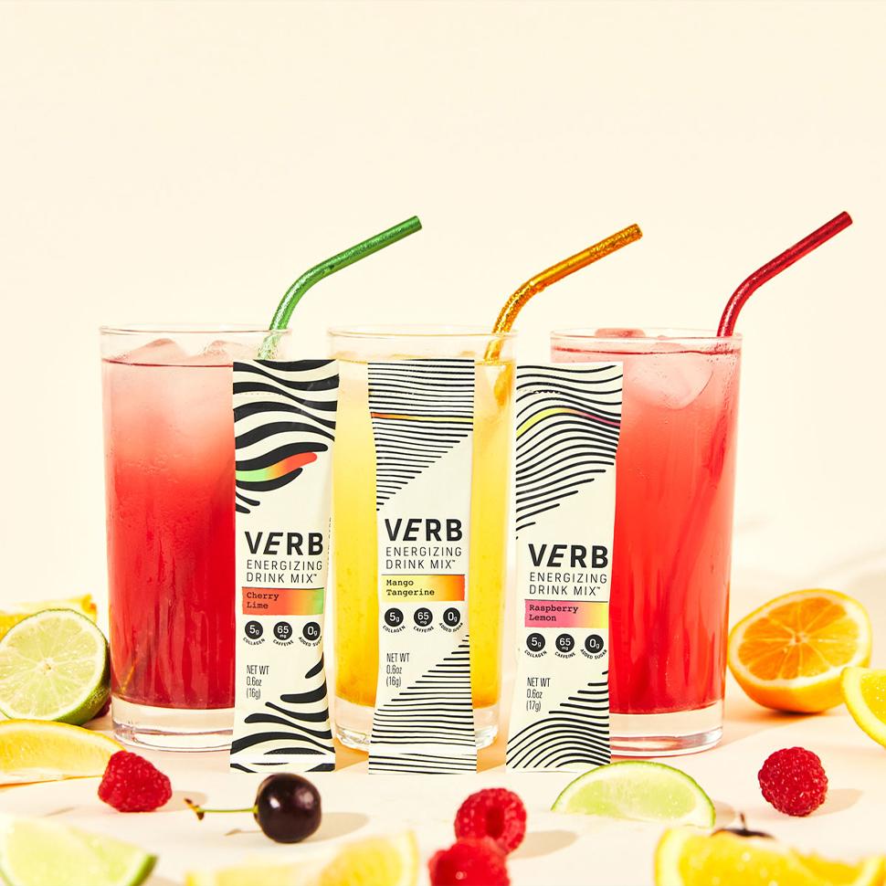 Bar Maker Verb Expands Its 'Holistic Energy' Platform