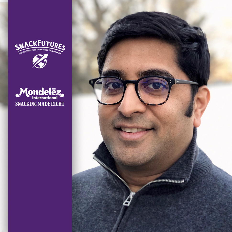 Shah Heads to SnackFutures to Head up Investment