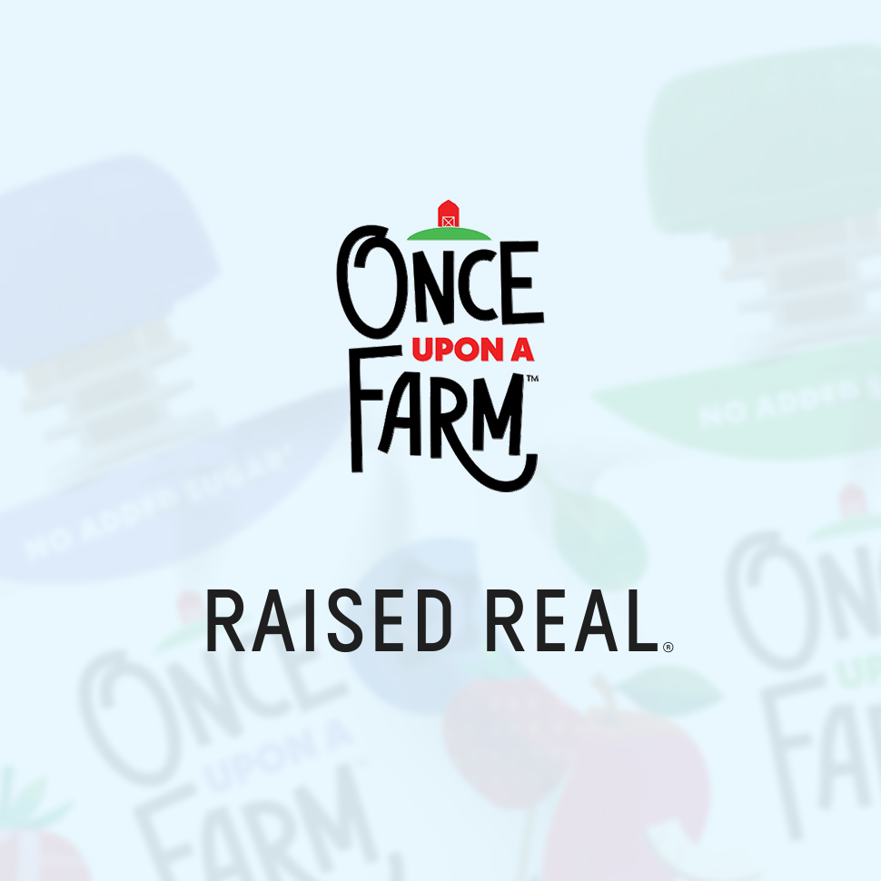 Once Upon A Farm Acquires Raised Real, Will Launch Frozen Products