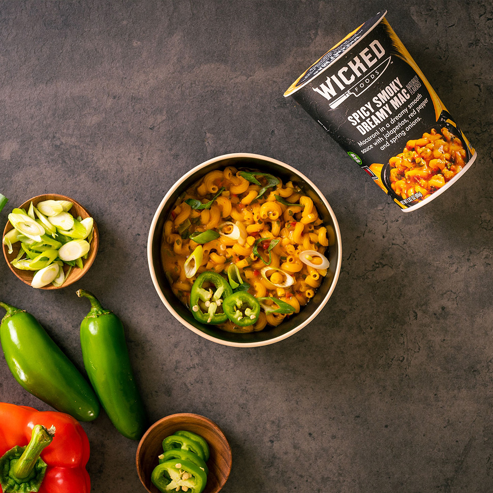 Wicked Kitchen Raises $14M, Launches 20+ Items in the U.S.