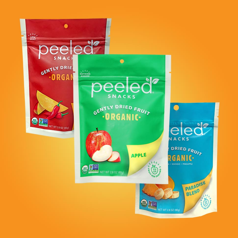 Peeled Snacks Gets Another Bite