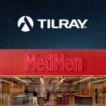 Tilray Acquires Majority of Debt and Warrants in Cannabis Retailer MedMen
