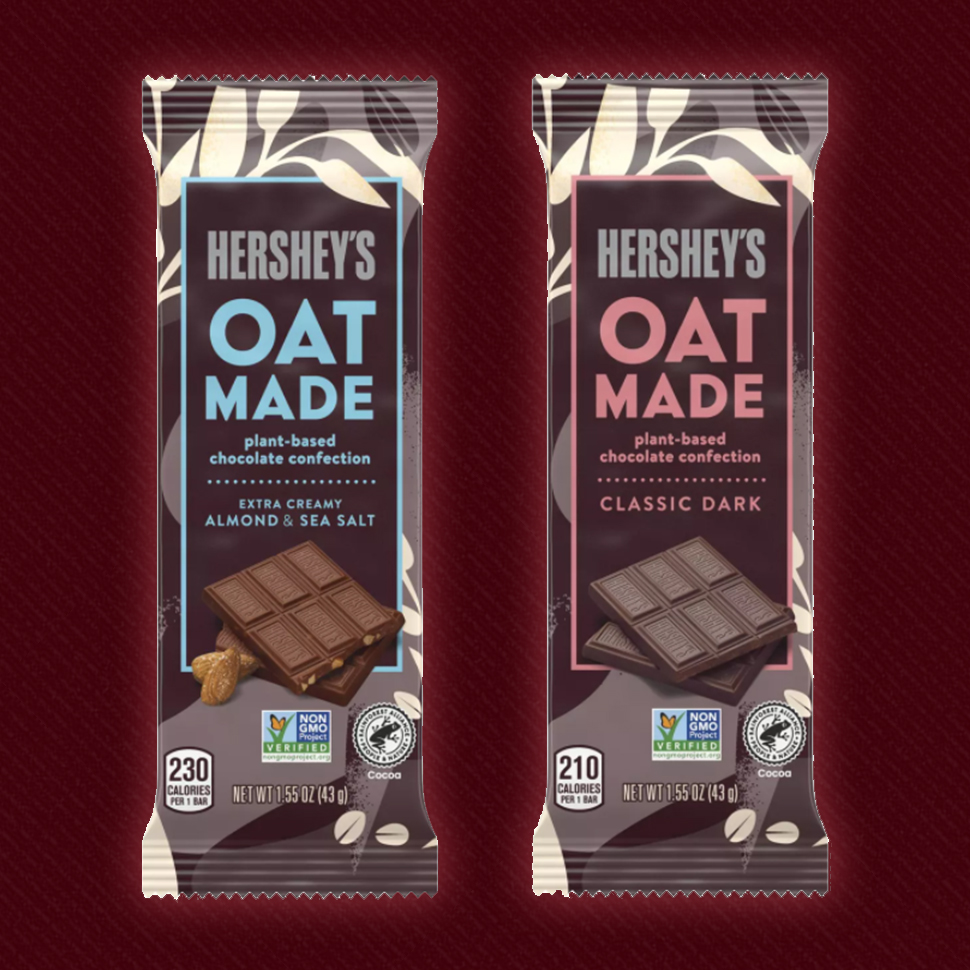 The Checkout: Hershey Tests Plant-Based Chocolate Bar; Gopuff Launches Accelerator