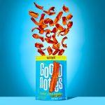 PepsiCo Launches Good Notes Veggie Snacks