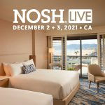 Discounted Room Block Available for NOSH Live
