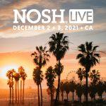 NOSH Live Early Registration Ends Oct. 18